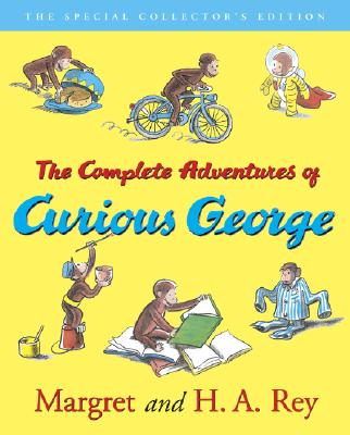 Image for Complete Adventures of Curious George