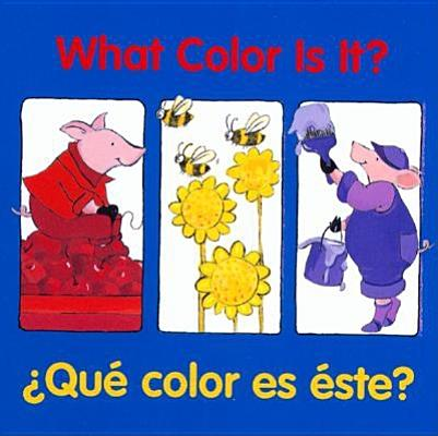 Image for What Color Is It? / ¿Qué color es éste? (Good Beginnings) (Spanish Edition)