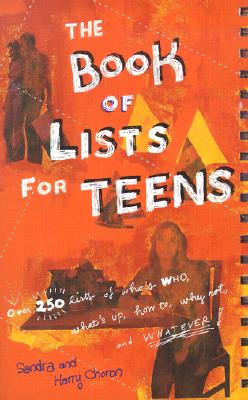 Image for Book Of Lists For Teens, The