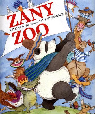 Image for Zany Zoo