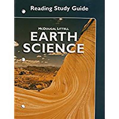 Image for Earth Science: Reading Study Guide