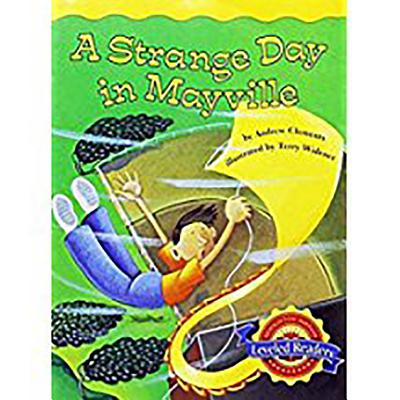 Image for Houghton Mifflin Reading Leveled Readers: Level 4.3.3 Ln Sup A Strange Day in Mayville