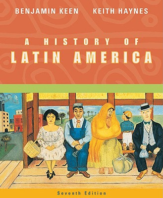Image for A History of Latin America