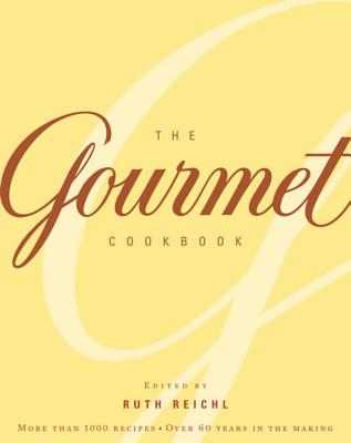 Image for The Gourmet Cookbook: More than 1000 recipes