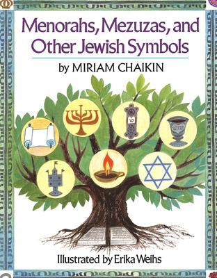 Image for Menorahs, Mezuzas, and Other Jewish Symbols