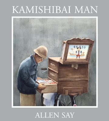 Kamishibai Man, Allen Say