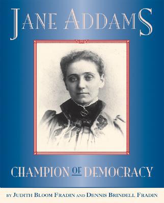 Image for Jane Addams: Champion of Democracy