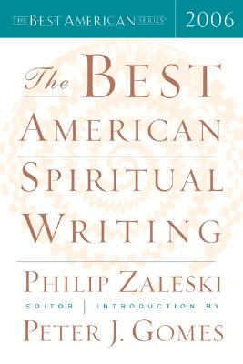 Image for The Best American Spiritual Writing 2006 (The Best American Series)
