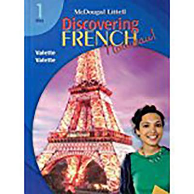 Image for Discovering French, Nouveau!: Student Edition Level 1 2007