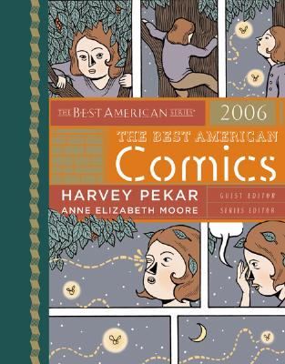 Image for BEST AMERICAN COMICS 2006