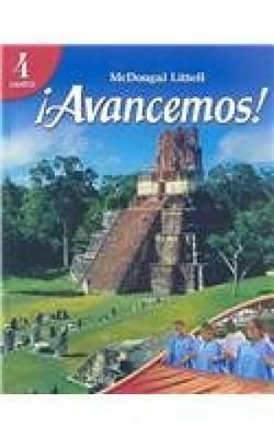 Image for Avancemos: Level 4 (Spanish Edition)