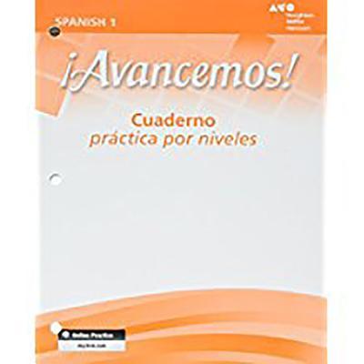 Ã?â??Ã?Â¡Avancemos!: Cuaderno: Practica por niveles (Student Workbook) with Review Bookmarks Level 1 (Spanish Edition), MCDOUGAL LITTEL