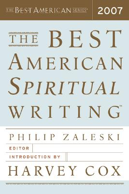 Image for The Best American Spiritual Writing 2007