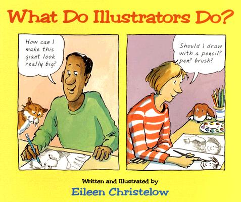 Image for What Do Illustrators Do?