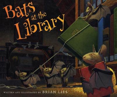 """Bats at the Library, """"Lies, Brian"""""""