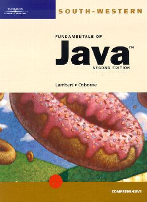 Image for Fundamentals of Java: Comprehensive