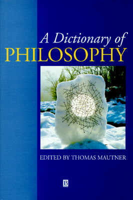 Dictionary of Philosophy