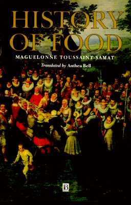 Image for A History of Food