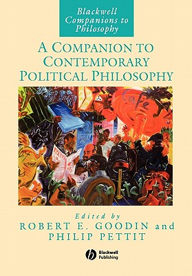 Image for A Companion to Contemporary Political Philosophy