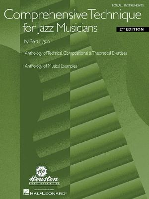 Image for Comprehensive Technique for Jazz Musicians: For All Instruments