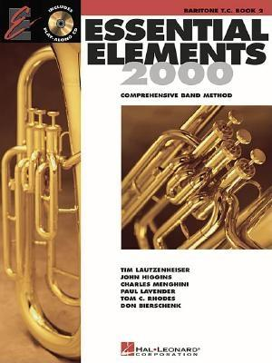 Image for Essential Elements 2000: Book 2 (Baritone T.C.)