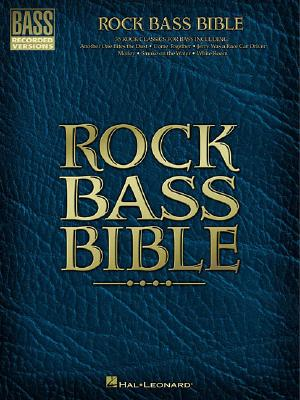 Image for Rock Bass Bible