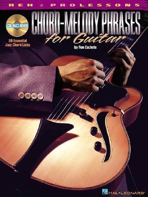 Image for Chord-Melody Phrases for Guitar (REH Pro Lessons)