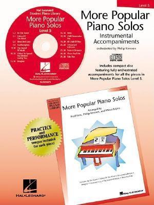More Popular Piano Solos: Level 5 (Hal Leonard Student Piano Library)