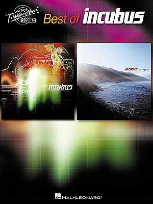 Image for BEST OF INCUBUS              TRANSCRIBED SCORES