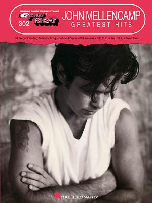 Image for 302. John Mellencamp - Greatest Hits (E-Z Play Today 302)
