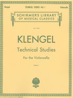 Klengel Technical Studies, Vol. 1  Violoncello, Klengel, Julius