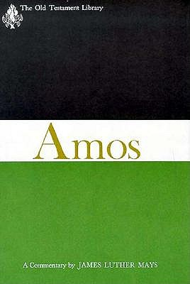 Image for Amos: A Commentary (Old Testament Library)