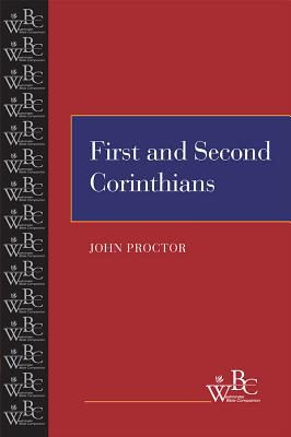 First and Second Corinthians (Westminster Bible Companion), Proctor, John