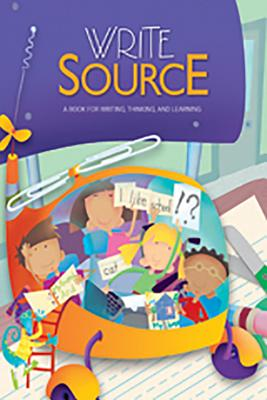 Image for Write Source: Student Edition Softcover Grade 1 2009