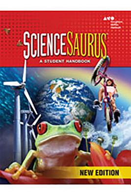 Image for ScienceSaurus: Red Hardcover Grades 2-3 2009