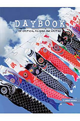 Image for Daybook of Critical Reading and Writing: Teacher's Edition Grade 4 Language Arts 2008