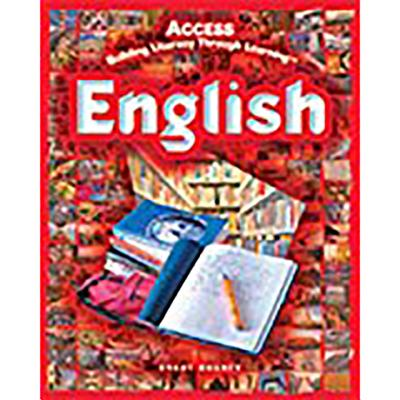 Image for ACCESS English: Student Edition Grades 5-12 2005