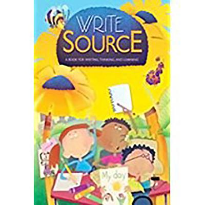 Image for Daily Language Workouts: Write Source Grade 2