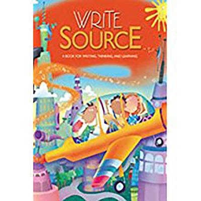 Image for Daily Language Workouts: Write Source Grade 3