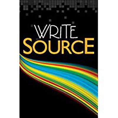 Image for Write Source: Interactive Writing Skills CD-ROM, Grade 4