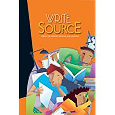 Image for Write Source Teacher's Resource CD-ROM Grade 11