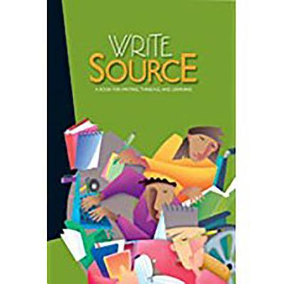 Image for Write Source: Teacher's Resource, Grade 12 CD-ROM