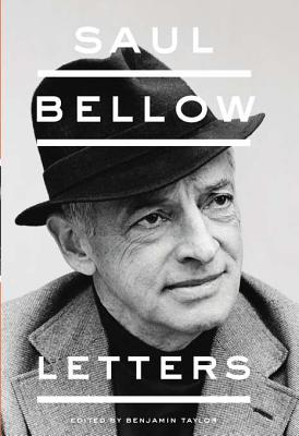 Image for Saul Bellow : Letters