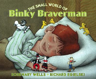 Image for Small World of Binky Braverman