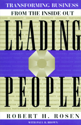 Image for Leading People: Transforming Business from the Inside Out