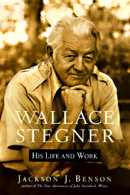 Image for Wallace Stegner, His Life and Work