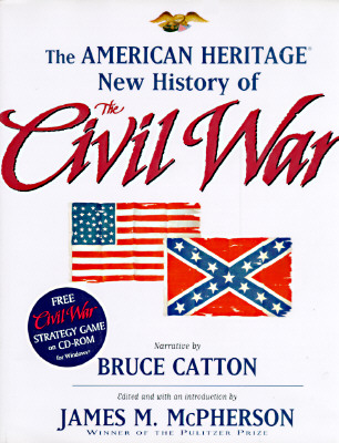 Image for The American Heritage New History of the Civil War