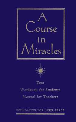 Image for A Course in Miracles: Combined Volume