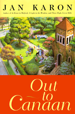 Out to Canaan (The Mitford Years, Book 4), Karon, Jan