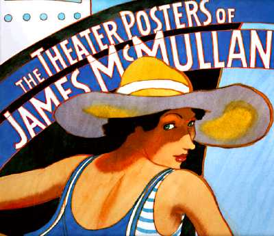 Image for The Theater Posters of James Mcmullan